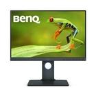 """Benq SW240 24.1"""" Full HD LED Piatto Grigio"""