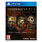 Bethesda Dishonored & Prey The Arkane Collection PS4