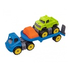 BIG Power Worker Mini Monstertruck Set veicolo giocattolo
