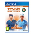 Bigben Interactive Tennis World Tour: Roland-Garros Edition PS4 Ultimate