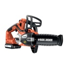 BLACK AND DECKER GKC1820L20 Nero, Arancione