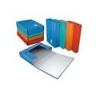 Blasetti One Color A4 Cartone plastificato Blu 7cm