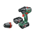 Bosch AdvancedDrill 18 1350 Giri/min Senza chiave 1 kg Nero, Verde