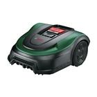 Bosch Indego XS 300 Tagliaerba robotizzato Batteria Nero, Verde
