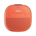 Bose Diffusore SoundLink Micro Bluetooth Arancione