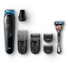 Braun Multigroomer 81679634 regolabarba Nero, Blu