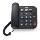 Brondi BRAVO 15 Telefono analogico Nero