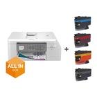 Brother MFC-J4335DWXL Ad inchiostro A4 1200 x 4800 DPI 20 ppm Wi-Fi