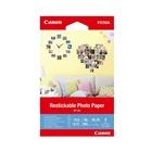 Canon RP-101 10x15 cm Restickable Photo Paper 5 Fogli