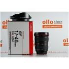 Canon EF 17-40mm f/4.0 L USM Usato con paraluce