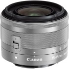 Canon EF-M 15-45mm f/3.5-6.3 IS STM Grigio