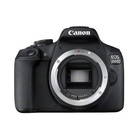 Canon EOS 2000D + EF-S 18-55mm f/3.5-5.6 III KIT SLR Nero