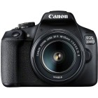 Canon EOS 2000D + EF-S 18-55mm IS II + Borsa SB130 + Memoria 8gb