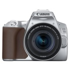 Canon EOS 250D + EF-S 18-55mm f/4-5.6 IS STM Argento