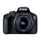 """Canon EOS 4000D + EF-S 18-55mm DC III + Custodia SB130 + Scheda SD 16GB da Vetrina """"50 scatti di prova"""""""