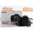 Canon Eos 700D Body Usata Scatti 12500 circa
