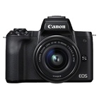 Canon EOS M50 + EF-M 15-45mm IS STM Body Nero