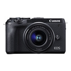 Canon EOS M6 Mark II + EF-M 15-45mm + EVF-DC2