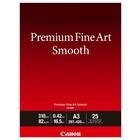 Canon FA-SM 1 Premium FineArt Smooth A 3, 25 fogli 310 g
