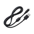 Canon IFC-600PCU cavo USB 1 m USB A Maschio Nero