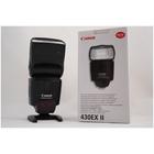 Canon Speedlite 430EX II Flash + Custodia + Diffusore Usato
