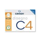 Canson C4 100500449 Art paper pad 20 fogli