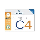 Canson C4 100500450 Art paper pad 20 fogli