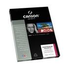 Canson Infinity PhotoGloss Premium RC 270gr A3+ 25 fogli