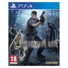 Capcom Resident Evil 4 HD Remake, PS4 Basic