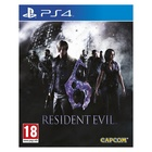 Capcom Resident Evil 6 HD Remake PS4 Basic