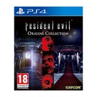 Capcom Resident Evil Origins Collection, PS4
