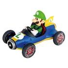 Carrera Mario Kart Mach 8 - Luigi Buggy Motore elettrico 1:18