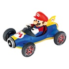 Carrera Mario Kart Mach 8 - Mario Buggy Motore elettrico 1:18