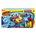 Carrera Mickey and the Roadster Racers pista giocattolo Plastica