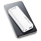 Cellular Line FreePower Slim 10000 - Universale Bianco