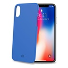 "CELLY SHOCK900BL 5.8"" Cover iPhone X/XS Blu"