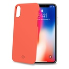 """CELLY SHOCK900OR 5.8"""" Cover iPhone X/XS Arancione"""