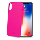 "CELLY SHOCK900PK 5.8"" Cover iPhone X/XS Rosa"