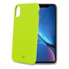 "CELLY SHOCK998YL 6.1"" Cover iPhone XR Giallo"