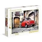 Clementoni 500 Puzzle dell'auto