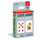 Clementoni Carte Junior Gioco di carte di apprendimento