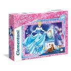 Clementoni Cinderella Puzzle 104 pezzi