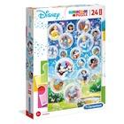 Clementoni Disney Classic Puzzle 24 pezzi