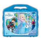 Clementoni Disney Frozen Puzzle a blocchi 12 pezzi