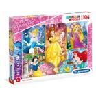 Clementoni Disney Princess Puzzle 104 pezzi