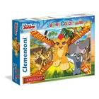 Clementoni Lion Guard Puzzle 104 pezzo(i)