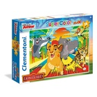 Clementoni Lion Guard Puzzle 24 pezzi
