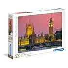 Clementoni London Puzzle di contorno 500 pezzo(i)