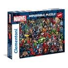 Clementoni Marvel Impossible Puzzle 1000 pezzo(i)