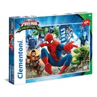 Clementoni Marvel Ultimate Spider-Man and the Sinister Six Puzzle di contorno 104 pezzo(i)